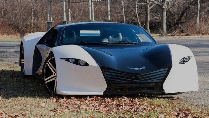 صناعة أسرع سيارة كهربائية في العالم