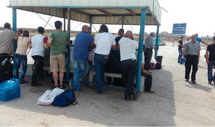 خروج 42 مواطناً من غزة ممن يحملون بطاقات هوية الضفة