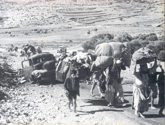 66% من اجمالي الفلسطينيين طردوا عام 1948