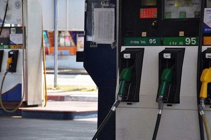 اغلاق محطة وقود تبيع سولار مهرب من المستوطنات
