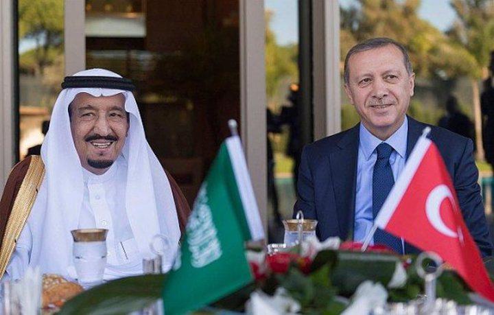 الأزمة القطرية على طاولة أردوغان والملك سلمان خلال قمة العشرين