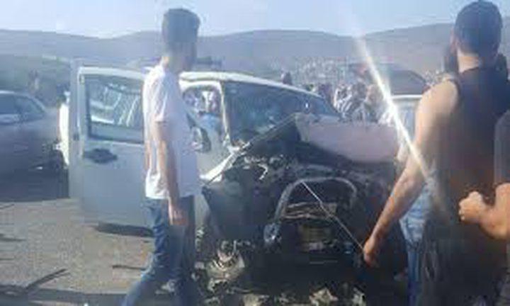 قتيل و7 مصابين بحادث طرق قرب كفر مندا