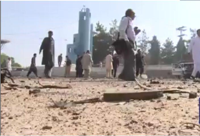 قتلى وإصابات بتفجير انتحاري بمدينة كويتا الباكستانية (فيديو)