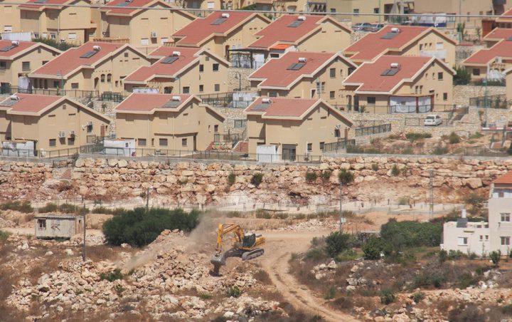 إسرائيل لن تنشر عطاءات لبناء مستوطنات حتى نهاية 2017