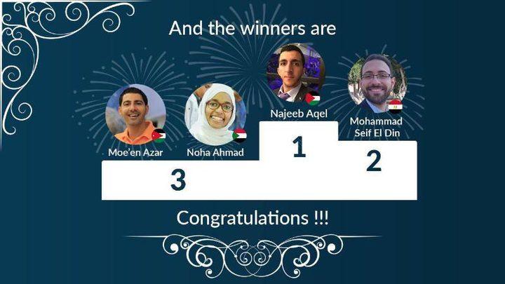 اختيار طالب من النجاح كأفضل سفير في مؤتمر جمعية IEEE في الشرق الأوسط