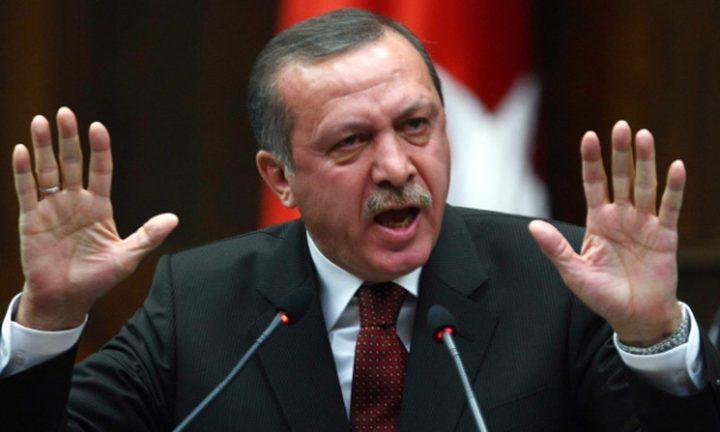 أردوغان: المطالبة بإغلاق القاعدة التركية في قطر قلة احترام