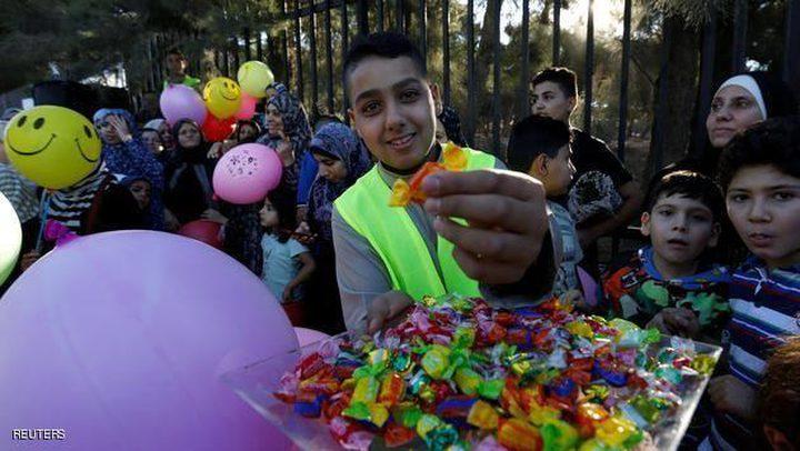 ارتفاع الأسعار يفسد فرحة الفلسطينيين بعيد الفطر