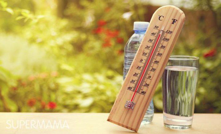 الطقس: أجواء حارة إلى شديدة الحرارة