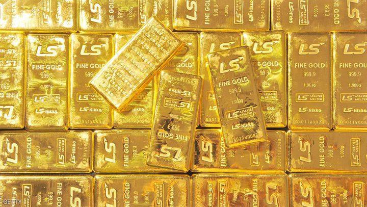 الذهب يهبط لأدنى مستوى في نحو 6 أسابيع