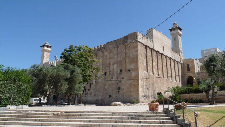 مساع اسرائيلية لمنع ادراج الحرم الابراهيمي ضمن المواقع الأثرية العالمية.
