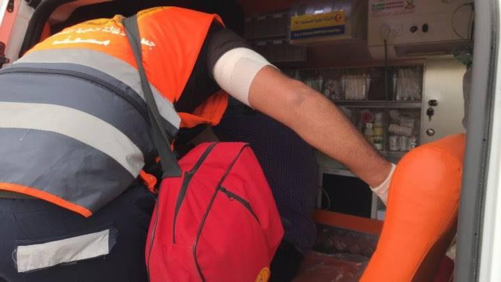 إصابة 8 مواطنين خلال مواجهات في مخيم الدهيشة