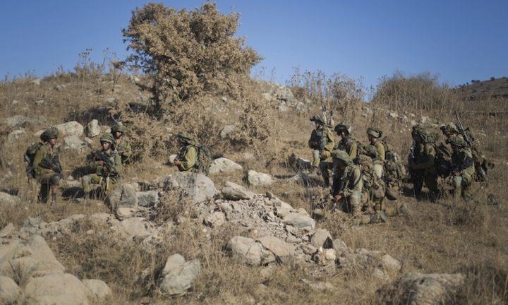 الجيش الإسرائيلي يعلن الجولان منطقة عسكرية مغلقة