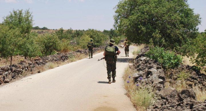 تناقض تصريحات نتنياهو وأدرعي حول المسلحين السوريين