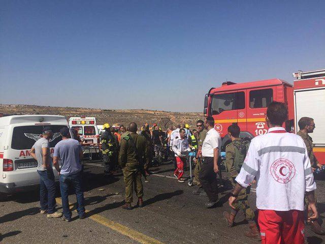 وفاة مصاب بحادث السير شرق رام الله يرفع عدد الضحايا