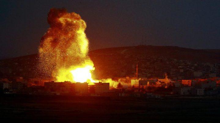 الاحتلال يقصف أهدافا في غزة