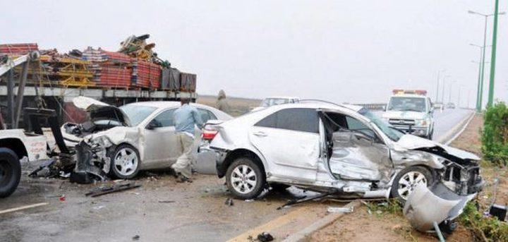 المجلس الأعلى للمرور يجتمع غداً للحد من حوادث الطرق