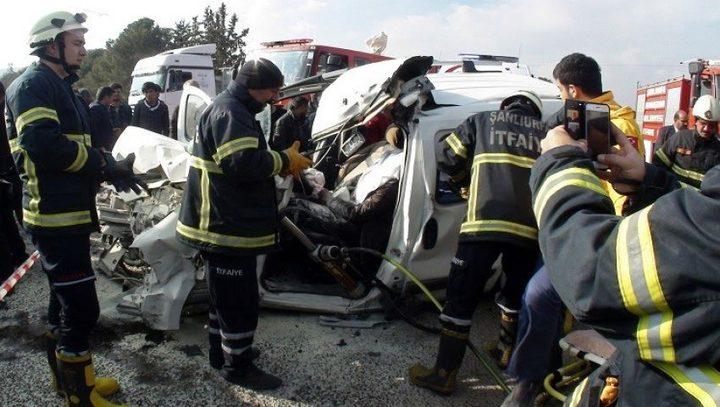 مقتل 62 شخصا في حوادث مرورية بتركيا