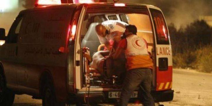 اصابات بالات حادة في شجار رابع بنابلس