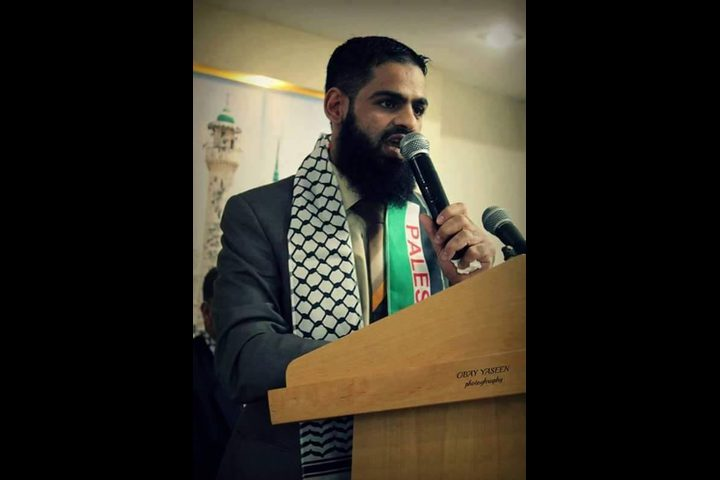 الأسير محمد علان يواصل إضرابه المفتوح عن الطعام
