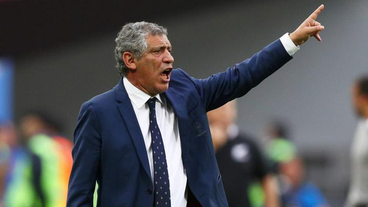 مدرب البرتغال يأسف للخسارة أمام تشيلي بكأس القارات
