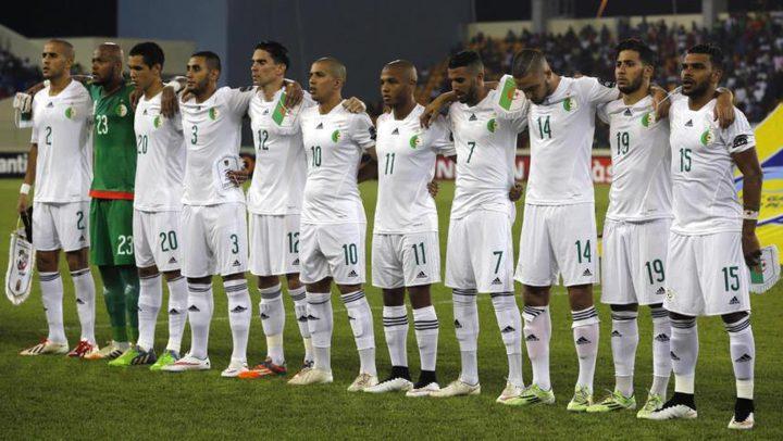 مدرب الجزائر يبدأ استعداداته لزامبيا وليبيا الأسبوع المقبل