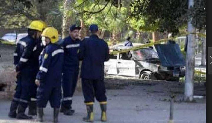 تفجير يستهدف جامعة في أوكرانيا