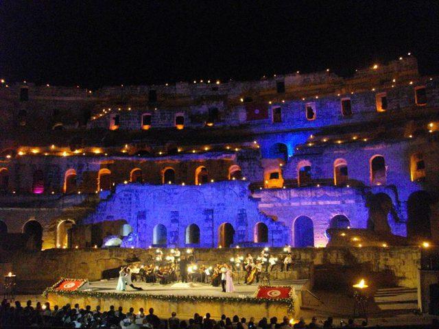 الإعلان عن إنطلاق مهرجان الموسيقى السمفونية في تونس