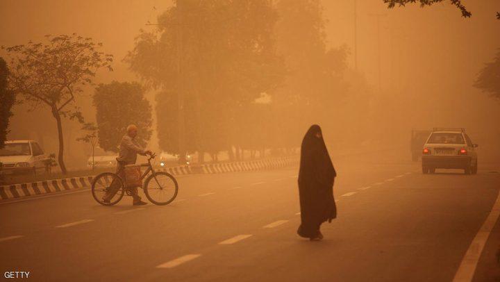 مدينة في الشرق الأوسط تشهد أعلى درجة حرارة
