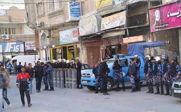 حماس تمنع عضو مركزية فتح من التوجه إلى رام الله