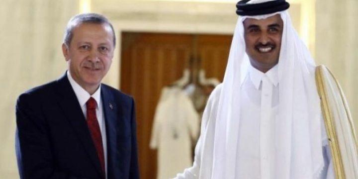 دفعة جديدة من القوات التركية تصل قطر