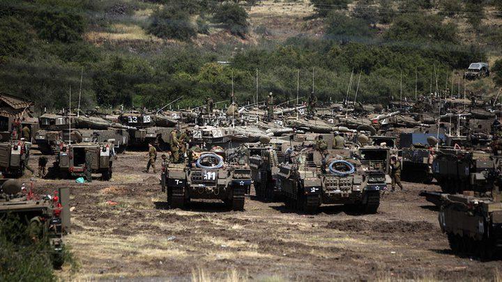 الجيش الحر: إسرائيل تستعد لاجتياح حوض اليرموك