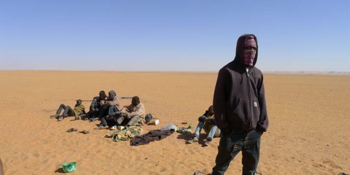 منظمة الهجرة: وفاة 51 مهاجرا في صحراء النيجر