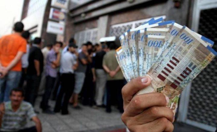 الثلاثاء صرف المتبقي من رواتب موظفي غزة