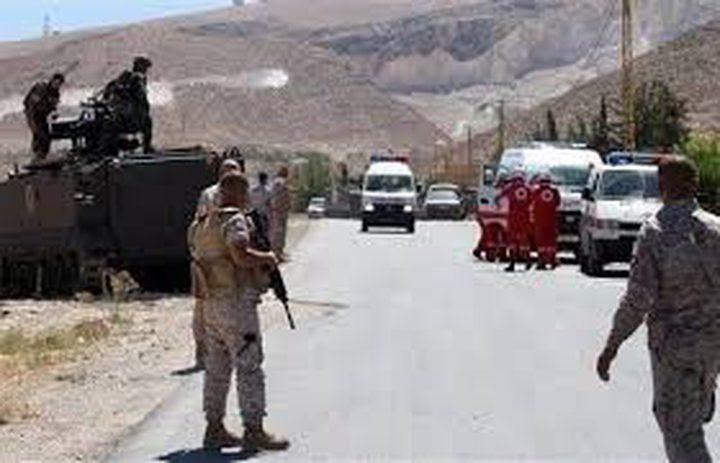 """لبنان: خمسة تفجيرات""""انتحارية"""" خلال مداهمات أمنية"""