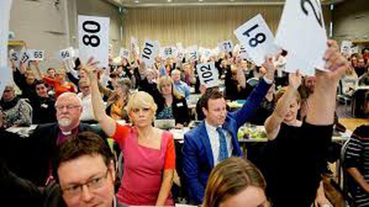 المانيا تشرع زواج المثليين