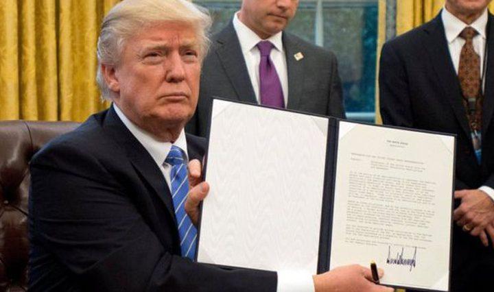 مرسوم ترامب بشأن الهجرة يدخل حيز التنفيذ