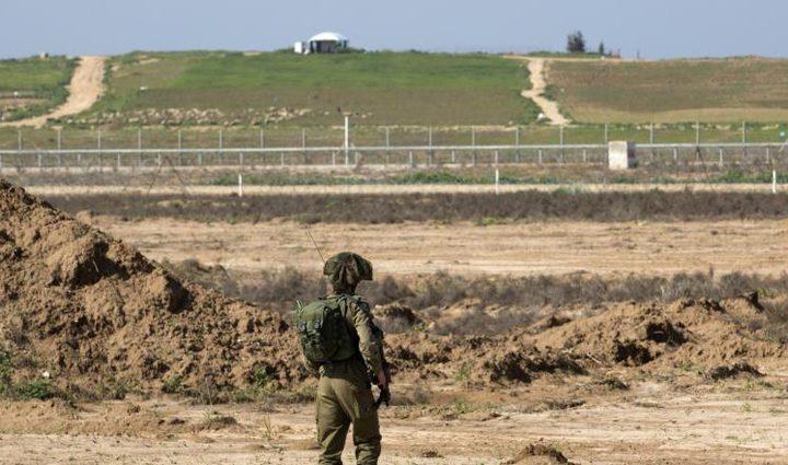 الاحتلال يعتقل فلسطيني اجتاز حدود غزة