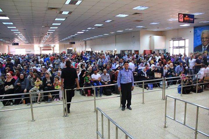 60 ألف مسافر تنقلوا عبر معبر الكرامة الأسبوع الماضي