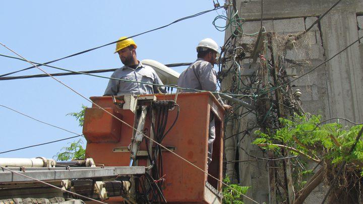 إرباك في امدادات الكهرباء لغزة