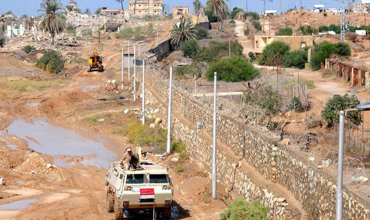 كيف نظر بعض الكتاب الاسرائيليين لإقامة حماس منطقة عازلة مع مصر؟