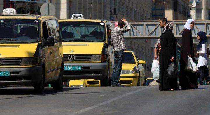 """النجاح الإخباري يكشف """"رجال متخفين"""" في سيارات العمومي"""