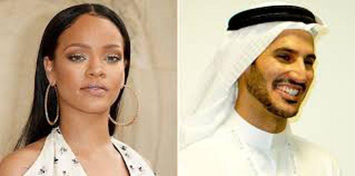 والد ريهانا غير راض عن علاقتها بالملياردير السعودي