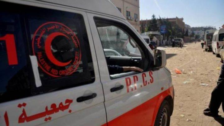 مصرع مواطنة وإصابة نجلها بحادث سير في دير البلح