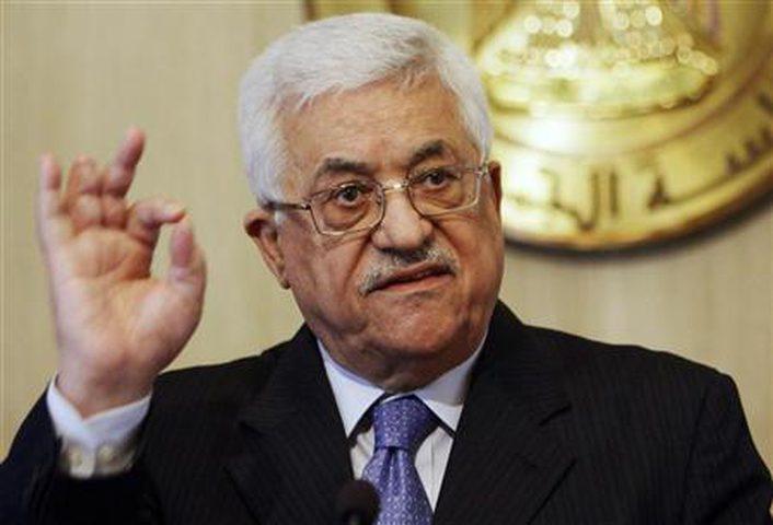 الرئيس عباس يُنذر الاحتلال ويدعو للتصعيد الشعبي يوم الجمعة (فيديو)