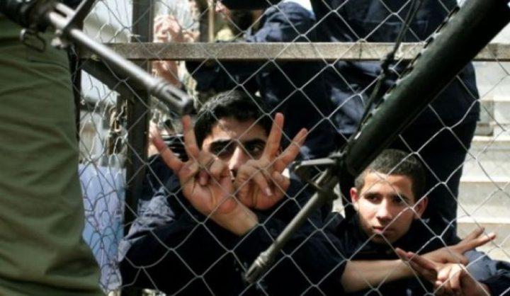 400 حالة اعتقال بينهم 45 طفلاً خلال حزيران