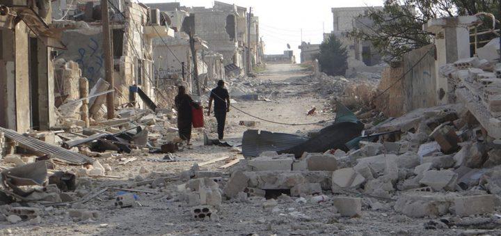 رغم الهدنة...مقتل 11 مدنيا في الغوطة الشرقية