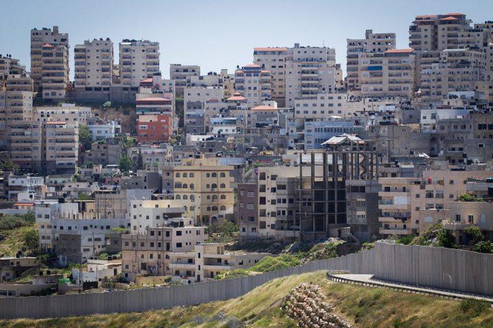القرى التي يسعى الإحتلال لطردها خارج القدس