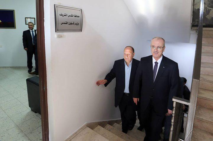الحكومة: الصمود الأسطوري لأهالي القدس حطم مخططات الاحتلال