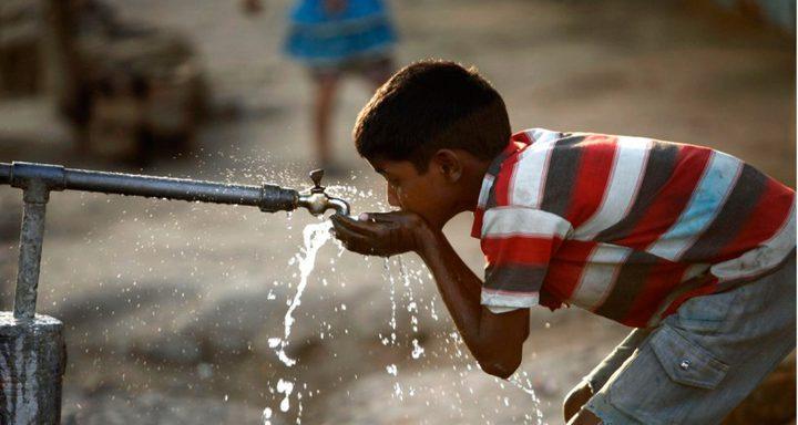 في طولكرم يشربون مياه بنكهة السولار !