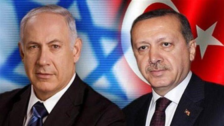 اتفاق لتهدئة التوتر بين اسرائيل وتركيا